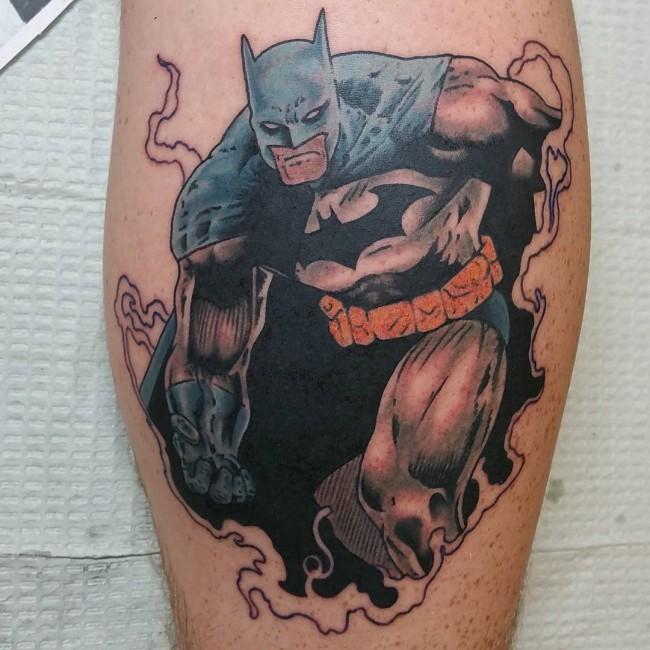 Batman Tattoos 18
